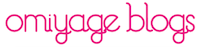 Omiyage Blog logo