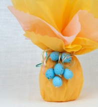 2. Easter Gift Wrapping