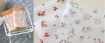 patterned wax papers from romanticPINK