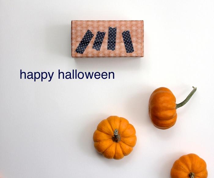 Halloween Gift Wrap 2011