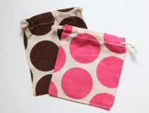 Polka Dot Pouch from Hunter's Hideaway