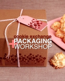 Cookie Exchange & Packaging Workshop, March 21, The Paper Place