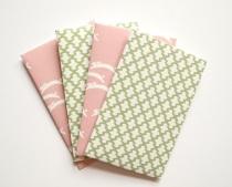 Japanese-pattern envelopes, from Lemonni
