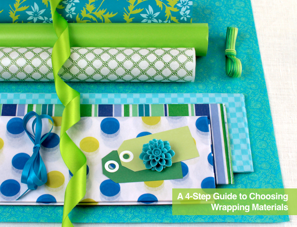 How to Choose Wrapping Materials
