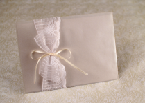 Lace Envelope Band