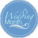 Wedding Month on the Corinna Wraps blog