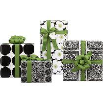 Marimekko Gift Wrap, Crate & Barrel