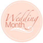 Wedding Month on the Corinna Wraps blog