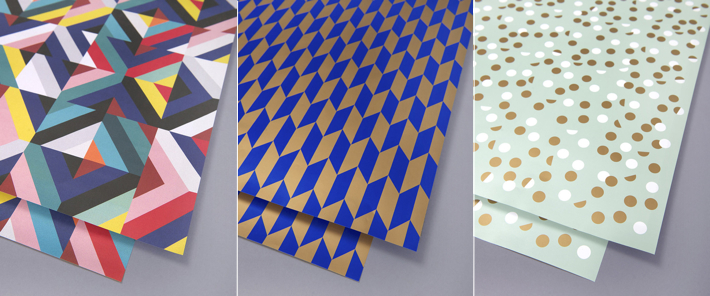 Wrapping Paper by Lagom Design