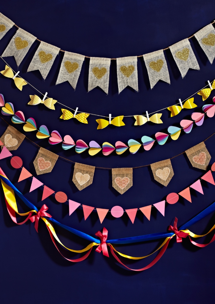 DIY Bunting Weddingbells