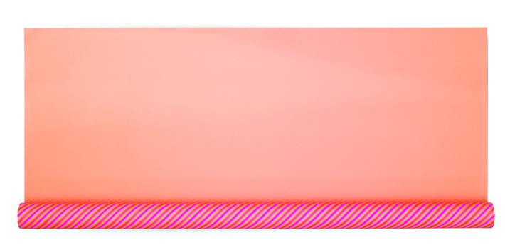 Kate Spade neon gift wrap