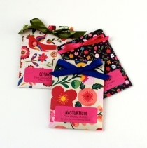 DIY Seed Packets | Corinna Wraps