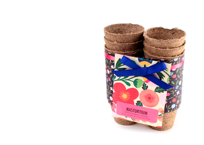 DIY Seed Packet (gift idea)   Corinna Wraps