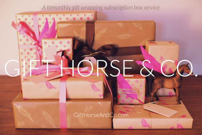 Gift Horse & Co. subscriptions now available