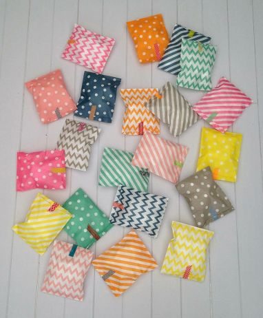 #. Patterned Paper Bags