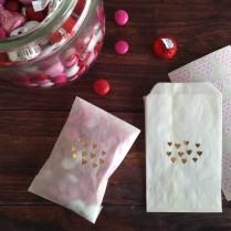 2. Glassine bags
