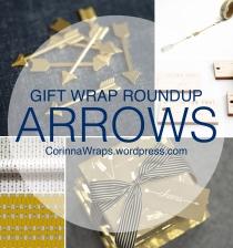Gift Wrap Roundup: Arrows   CorinnaWraps.com