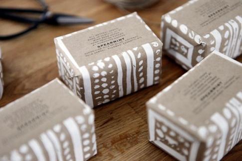1. Soap Packaging