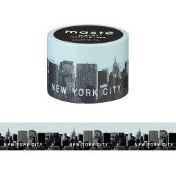 11.City New York washi tape