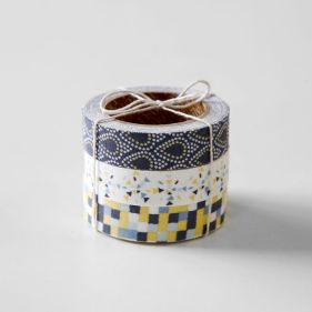 12. Twilight fabric tape collection