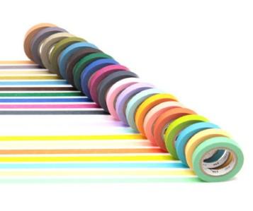 2. 20 Slim colours boxed set