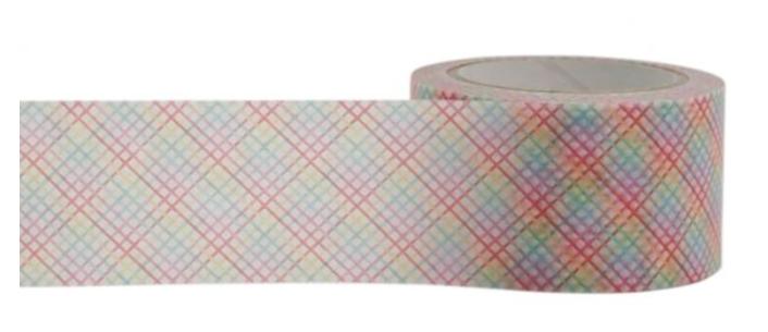 3. Pastel Weave tape