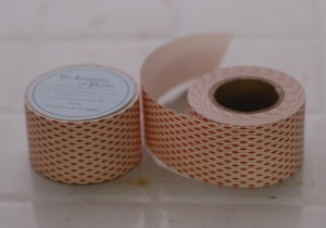 5. Water-activated paper Security  tape