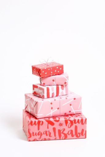 5. Printable Wrapping Paper