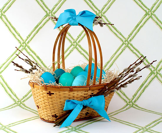 Diy pussy willow easter basket corinna wraps negle Choice Image